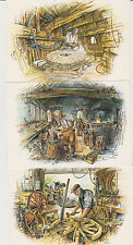 Working Life Collectable Social History Postcard Sets