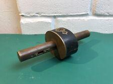 Vintage brass and ebony marking mortice gauge
