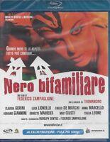 Blu-Ray Negro Zweifam por F. Zach con Claudia Gerini Nuevo 2007
