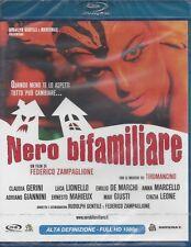 Blu-ray **NERO BIFAMILIARE** di F. Zampaglione con Claudia Gerini nuovo 2007