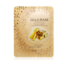 Esfolio Gold Mask Gold Essence Face Mask Make Skin Healthy And Vitalizing