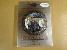 6-DISC DVD BOX / STARGATE - SG-1 - SEASON 2