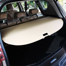 For 13-16 Toyota RAV 4 Cargo Cover Retractable Beige Rear Truck Luggage Shade