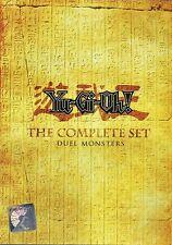 Anime DVD YU-GI-OH Complete Series Seasons 1 2 3 4 & 5 Box set English Dubbed