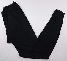 MEN'S PANTS = CRAFT L1 ventilation black stretch running pants = size XL = R94