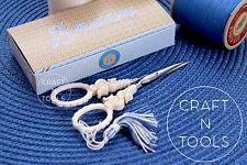 """SAJOU Scissors Shears """"S"""" Style Embroidery Scissors, Chenille Scissors"""