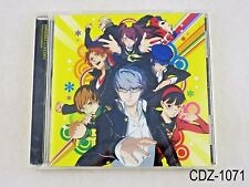 Persona 4 The Golden Original Soundtrack Music CD OST Japan Import US Seller