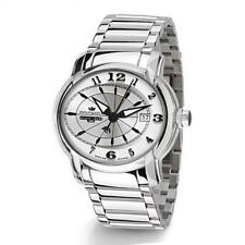 Philip Watch Uomo Orologio Man Uhr Anniversary R8253150015 Acciaio Ovale Bianco