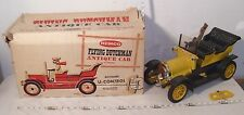 REMCO FLYING DUTCHMAN CAR BATTERY OPERATED U-CONTROL TOY 1960s! BOXED SHARP!