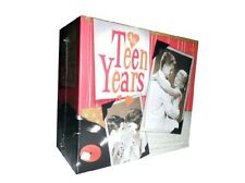 The Teen Years Time Life 10 CD BOX NEW SEALED Free Shipping!