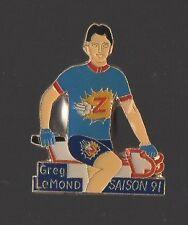 Pin's cyclisme / Greg Lemond - saison 91