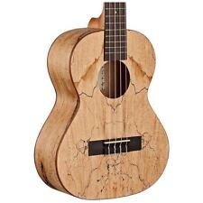 Kala Tenor Ukulele Spalted Maple KA-SMT Grover Tuners Aquila Strings