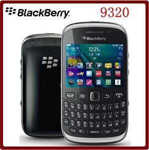 "Unlocked Blackberry 9320 3G 2.4"" 3.2MP QWERTY Keyboard WIFI GPS GSM Mobile Phone"