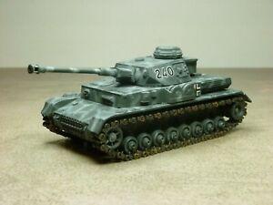 Militaire Solido Char allemand Panzer PZ IV