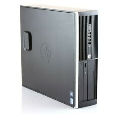 HP Elite 8200 Intel Core i5- 8GB de RAM,500GB HDD Win 7 Pro + Win 10 Upgrade