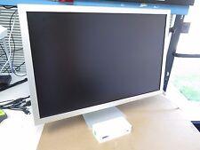 "Apple 30"" Cinema HD Display Widescreen LCD Monitor A1083 w/ Power Supply A1098"
