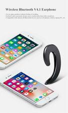 Bluetooth Headset Earhook Wireless Stereo Earphone Over Ear Handsfree Earpiece