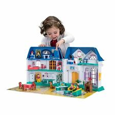 Doll Houses For Toddlers House Sale Boys Girls Mansion Role Play