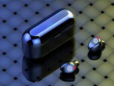 Wireless earphone TWS 5.0 bluetooth earbuds for iPhone waterproof headset 2020