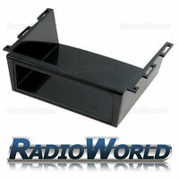 UNIVERSAL UNDERDASH CD STEREO RADIO DVD TRAY DIN  HOUSING PANEL POCKET