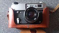 Vintage Kamera ФЭД-5B FED-5B, Objektiv Industar 61L/D Made in UdSSR(Top Zustand)