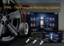 TPMS Internal Tyre Pressure Monitor For WINCE Head Unit Navigation models