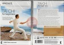 TAI CHI FOR BEGINNERS Element Mind & Body fitness DVD (Region 4 Australia)