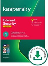 Kaspersky Internet Security 2021, 1 PC 365 Digitale Versand ab dem Versand