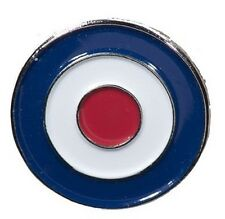RAF ROUNDEL LAPEL  PIN BADGE     (LB-15)