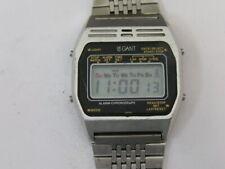 Vintage LeGant Alarm Chronograph Watch LED