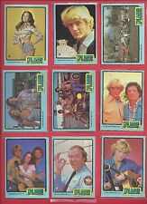 1980 Donruss Dukes of Hazzard complete your set 2 cards for $2.00 EX to mint