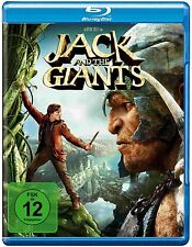 JACK AND THE GIANTS (Nicholas Hoult, Ewan McGregor) Blu-ray Disc NEU+OVP