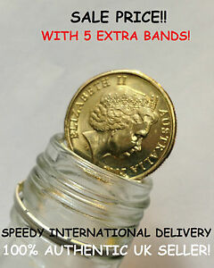 COIN IN BOTTLE FOLDING COIN 10p with minor fault//perfect in work Double Fold