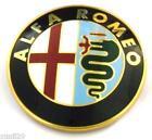 TARGHETTA FREGIO SIGLA Badge EMBLEM ALFA ROMEO ANTERIORE