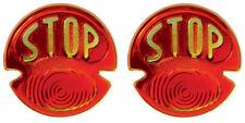 Rodtiques Glass STOP Lenses  For Rodtiques Stake Pocket Lights