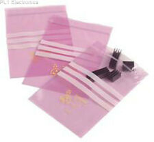 """500 Aluminized ESD Anti Static Shielding Bags 3.5/"""" x 4.7/""""/_90 x 120mm/_USABLE SIZE"""