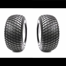 Pair of Turf Lawn Mower 18X9.50-8 18X950-8 18-9.50-8 4Ply Grassmaster Tires