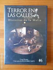 DVD TERROR EN LAS CALLES - HISTORIAS DE LA MAFIA EPISODIO 6 - COSA NOSTRA (I7)