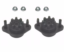 For Asuna Buick Chevrolet Pair Set of 2 Pontiac Rear Upper Shock Mounts Moog