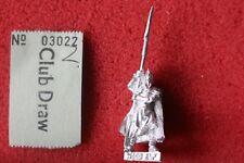 Games Workshop Warhammer Wood Elf Eternal Guard Metal Figure New Elves Mint D4