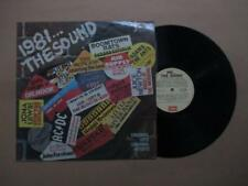 1981... The Sound, AC/DC, Split Enz, etc, Australian pressing