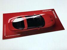 1995 Pontiac Grand Am Grand Prix Bonneville Firebird Sunfire TransSport Brochure