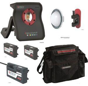 Scangrip Multimatch 3 Sps Work Light Fivonet Set Bag Battery Detailing Kit
