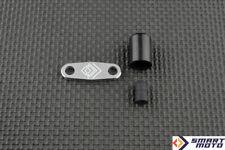 Paar Valve Eliminator Kit mit Block Off Plate Suzuki DRZ 400 S SM 2000-2020