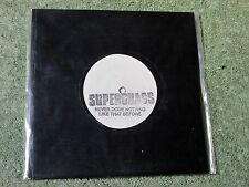 SUPERGRASS never done nothing like that before PARLOPHONE RECORDS 7-inch single