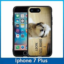 I Shih Tzu Not Funny Humor For Iphone 7 Plus (5.5) Case Cover By Atomic Market
