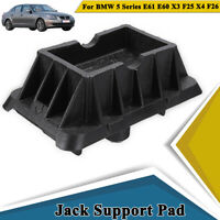 Jacking Point Pad Car Lifting Support For BMW 5 Series E61 E60  X3 F25 X4  !!