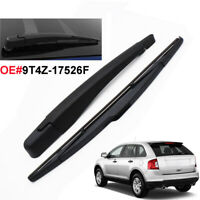 Tailgate Rear Windshield Wiper Arm Blade Kit For Ford Edge Lincoln MKX MK1 07-15