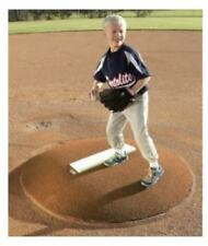 "Portolite 6"" High Portable Baseball Pitching Game Mound 48""x68x6""H Iop-6672-Clay"