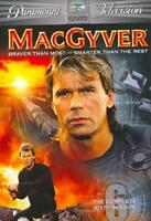 MACGYVER - THE COMPLETE SIXTH SEASON NEW DVD